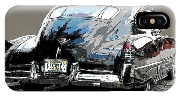 1948 Fastback Cadillac IPhone Case