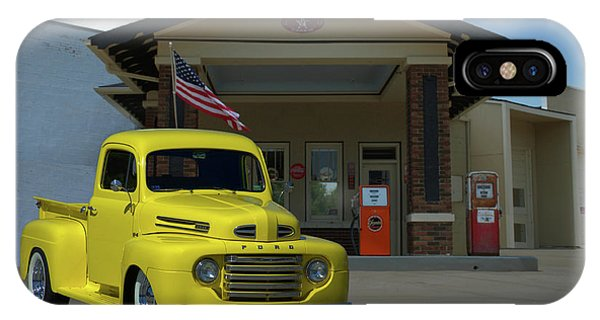 1948 Ford F1 Pickup Truck IPhone Case