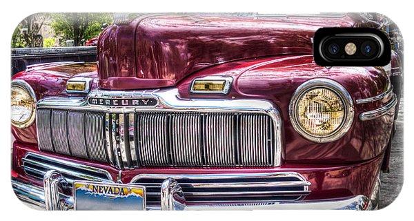1948 Mercury Convertible IPhone Case