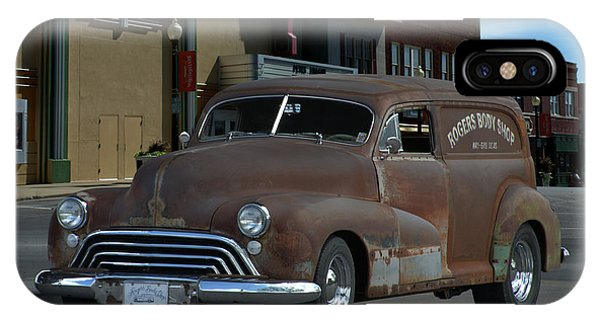 1948 Oldsmobile Sedan Delivery IPhone Case
