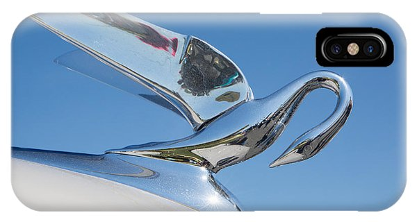 1948 Packard Hood Ornament IPhone Case