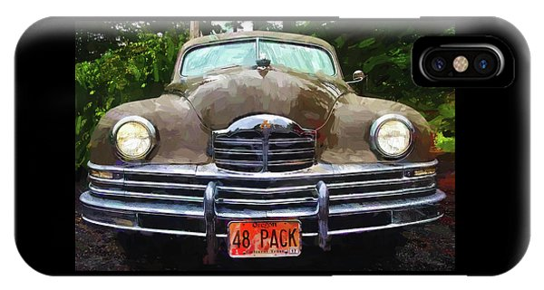 1948 Packard Super 8 Touring Sedan IPhone Case