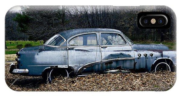 1949 Buick Roadmaster IPhone Case