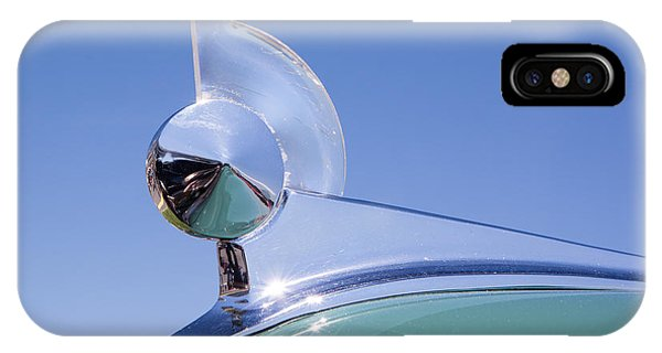 1949 Ford Hood Ornament IPhone Case