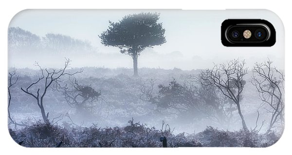 Scenic New England iPhone Case - New Forest - England by Joana Kruse