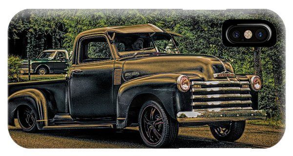 1950 Chev Pickup IPhone Case