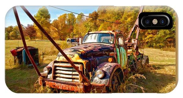 1950 Gmc Truck IPhone Case