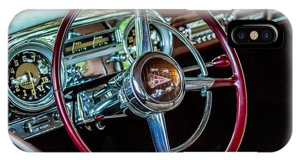 1951 Hudson Hornet IPhone Case