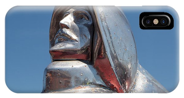 1952 Desoto Hood Ornament IPhone Case