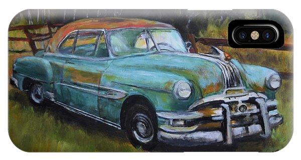 1952 Pontiac Chieftain  IPhone Case