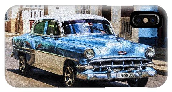 1954 Chevy Cuba IPhone Case