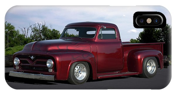 1955 Ford Pickup IPhone Case