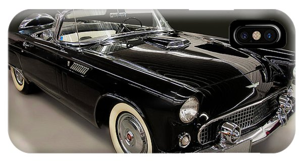 1955 Ford Thunderbird Convertible IPhone Case