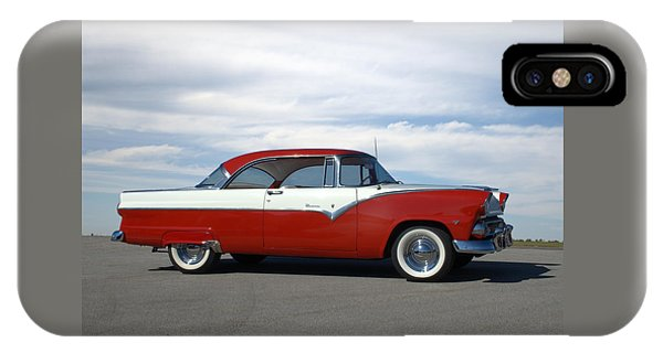 1955 Ford Victoria IPhone Case