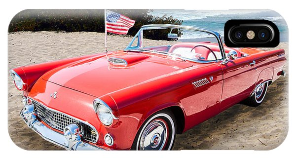 1955 Thunderbird Photograph Fine Art Prints 1246.02 IPhone Case
