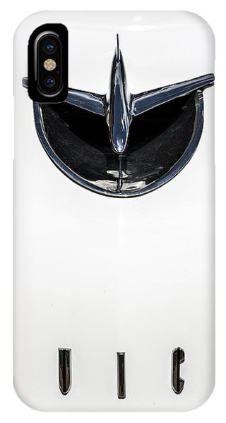 1956 Buick Special Hood Ortiment IPhone Case