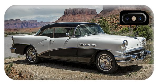1956 Buick Special IPhone Case