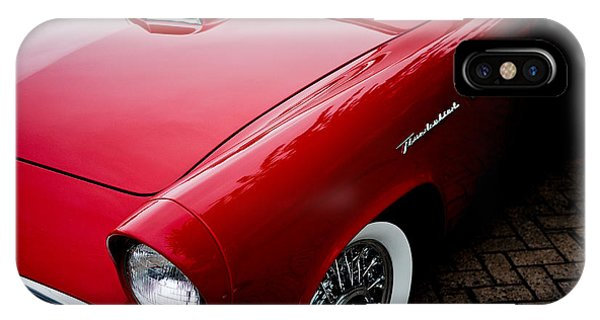 1956 Ford Thunderbird IPhone Case