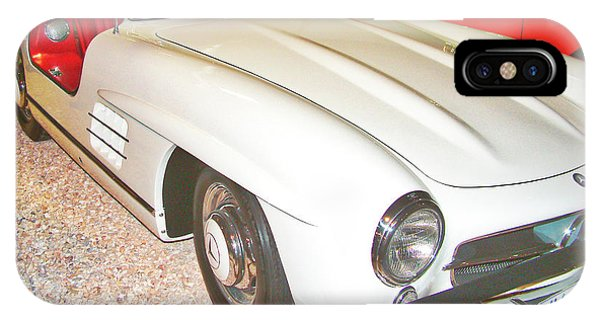 1956 Mercedes Benz IPhone Case
