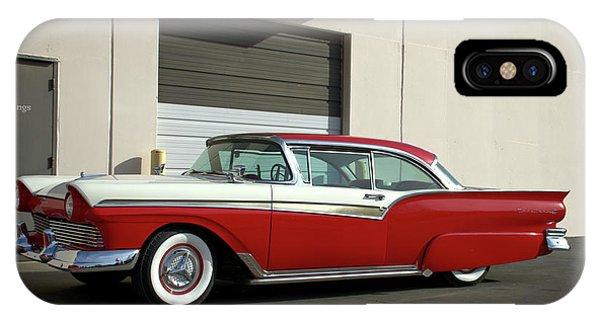 1957 Ford Fairlane Custom IPhone Case