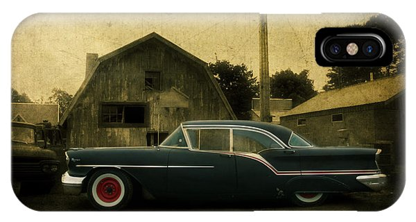 1957 Oldsmobile IPhone Case
