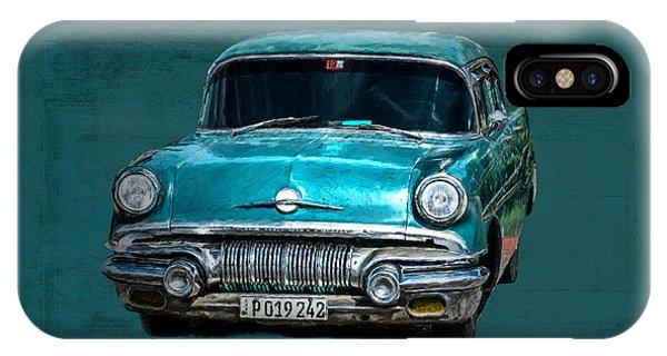 1957 Pontiac Bonneville IPhone Case