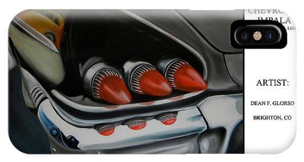 1958 Chevy Impala IPhone Case