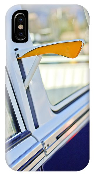 1958 iPhone Case - 1958 Volkswagen Vw Bus Turn Signal by Jill Reger