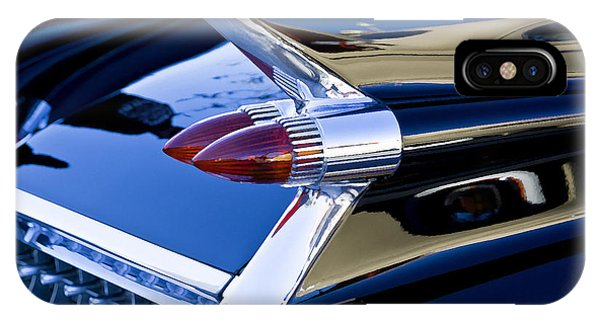 1959 Cadillac Coupe Deville  IPhone Case