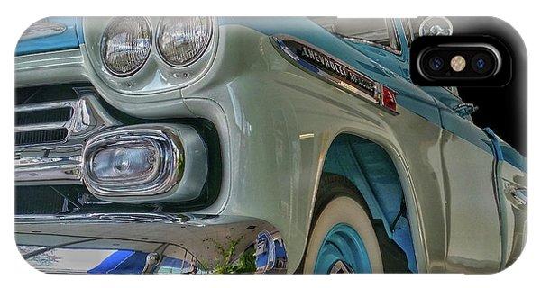 1959 Chevrolet Apache IPhone Case