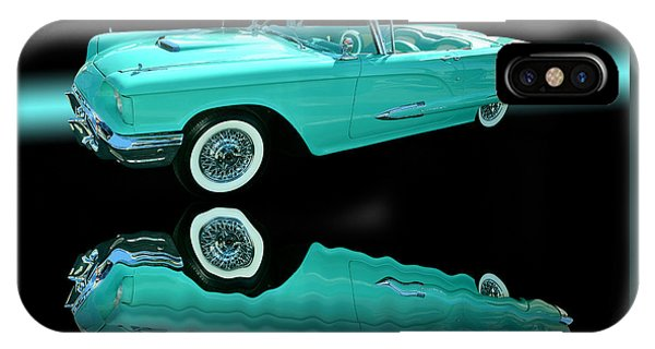 1959 Ford Thunderbird IPhone Case