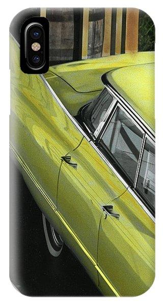 1960 Cadillac IPhone Case