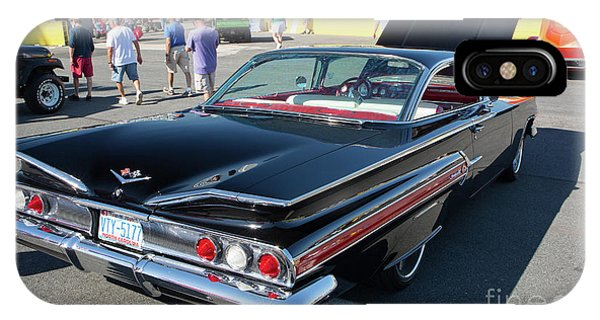 1960 Chevy Impala Ss IPhone Case