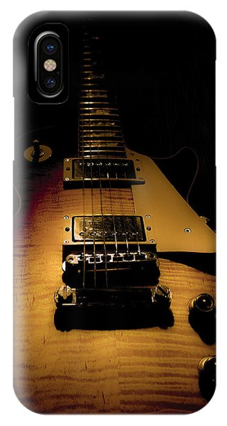 1960 Reissue Guitar Spotlight Series IPhone Case