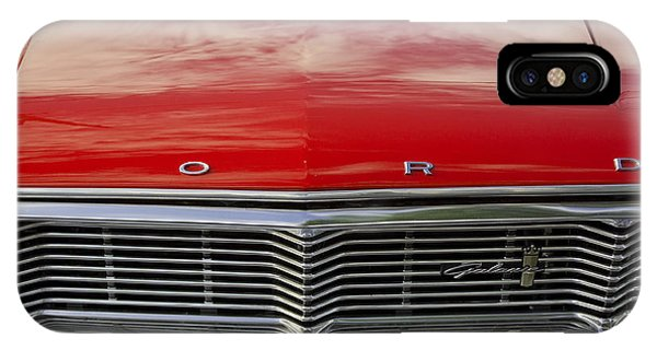 1960s Ford Galaxie IPhone Case