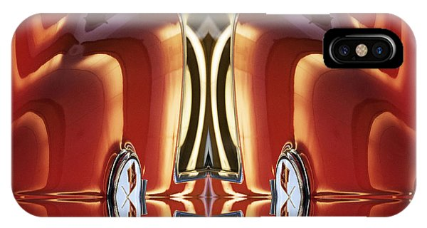 1963 Chevrolet Corvette Sting Ray IPhone Case
