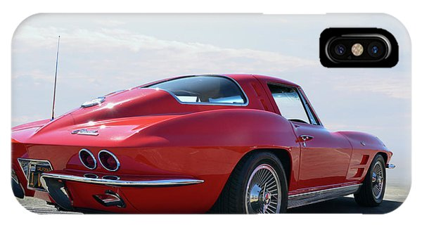 1963 Corvette Coupe IPhone Case