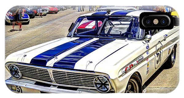 1964 Ford Falcon #51  IPhone Case