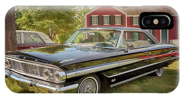 1964 Ford Galaxie 500 Xl IPhone Case