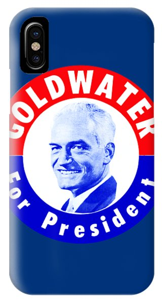 1964 Goldwater For President IPhone Case