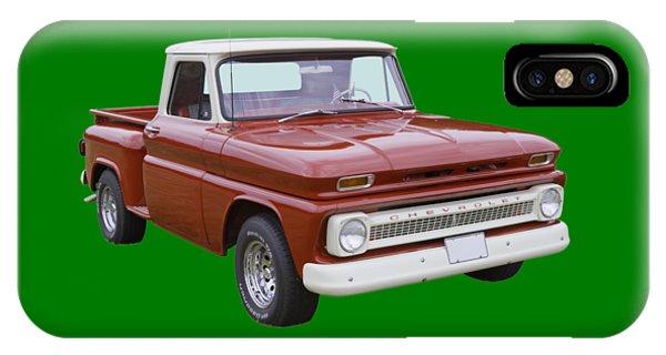 1965 Chevrolet Pickup Truck IPhone Case