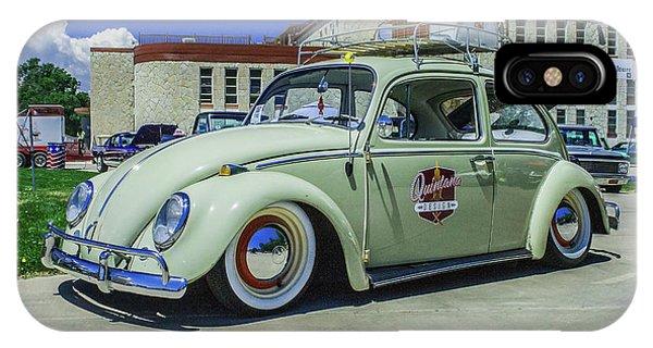 1965 Volkswagen Bug IPhone Case
