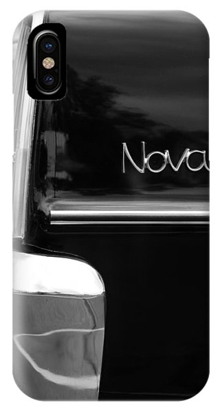 1966 Chevy Nova II IPhone Case
