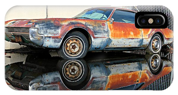 1966 Toronado In Decay  IPhone Case