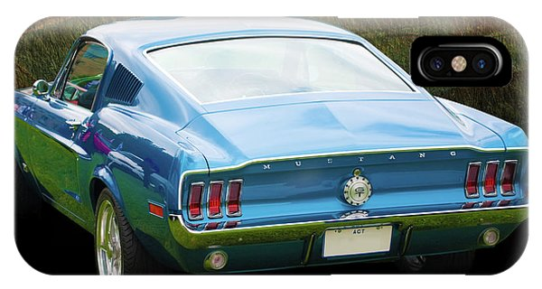 1967 Mustang IPhone Case