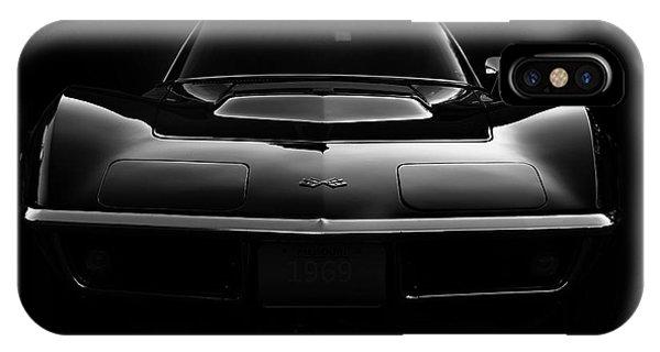 1969 Corvette  IPhone Case