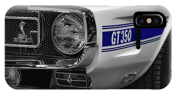 1969 Ford Mustang Shelby Gt350 1970 IPhone Case