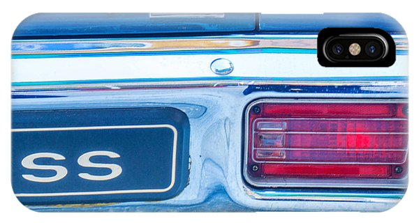 1970 Tailights IPhone Case