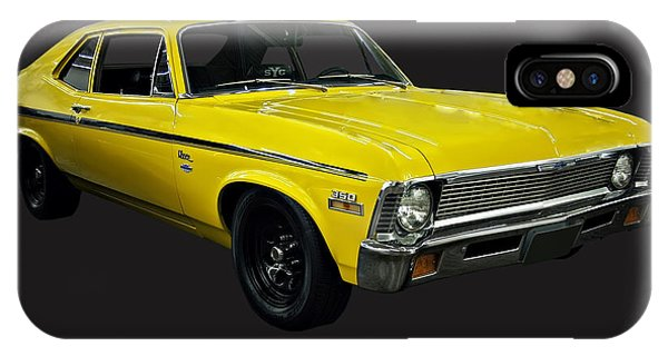 1971 Chevy Nova Yenko Deuce IPhone Case