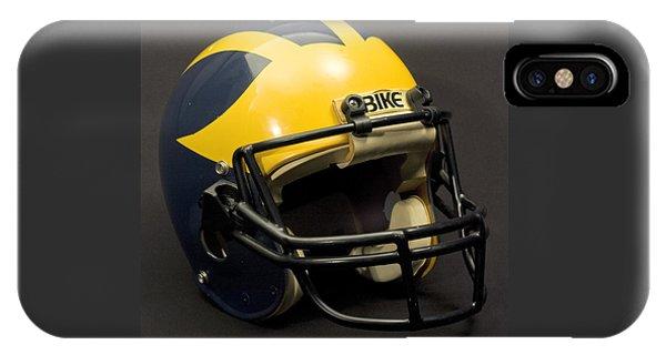 1980s Wolverine Helmet IPhone Case